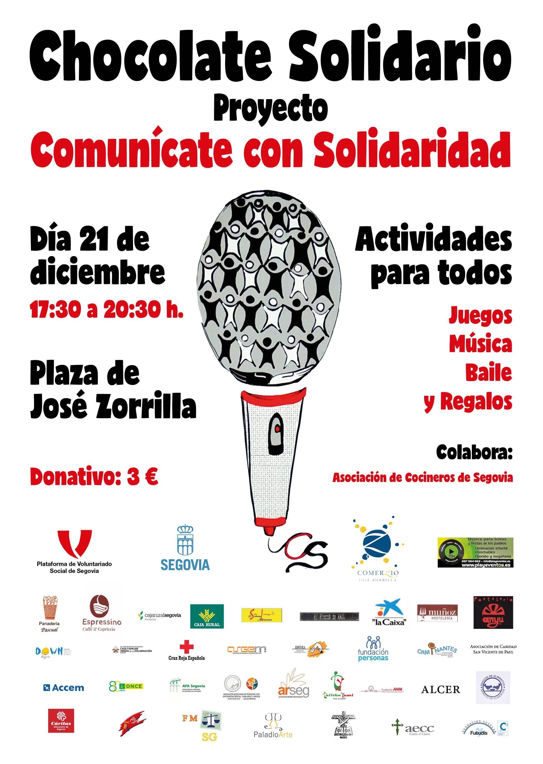 Semana Solidaria- Chocolate