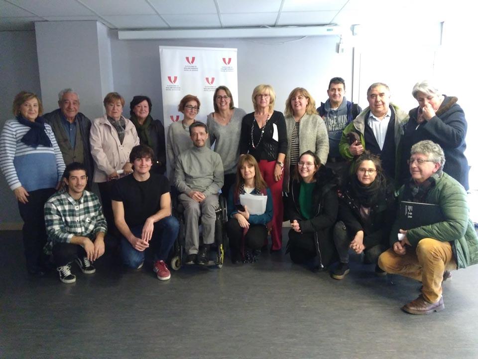 Semana Solidaria-Encuentro Voluntarios