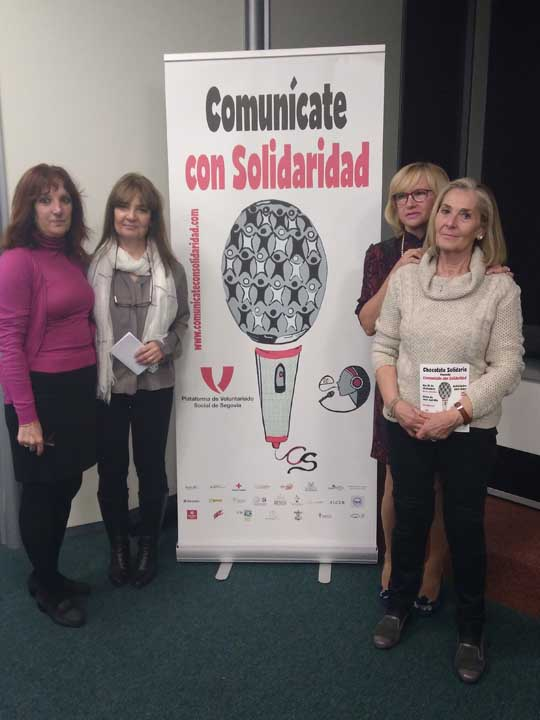 Semana Solidarida- Presentación Proyecto y Web