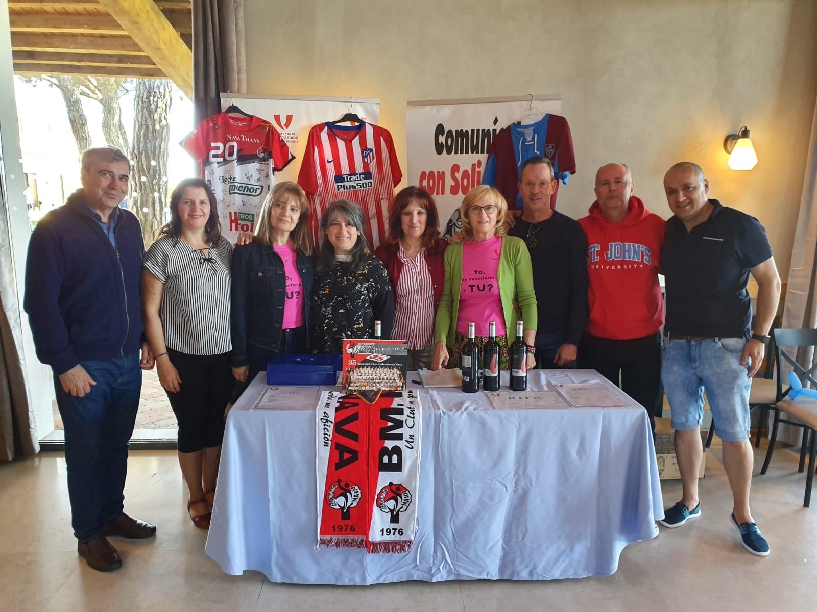 Celebración Campo Solidario Iberext-2019