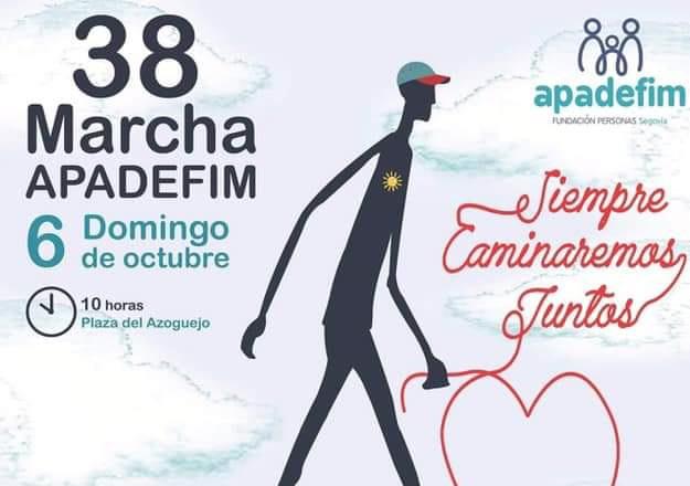 38 Marcha APADEFIM