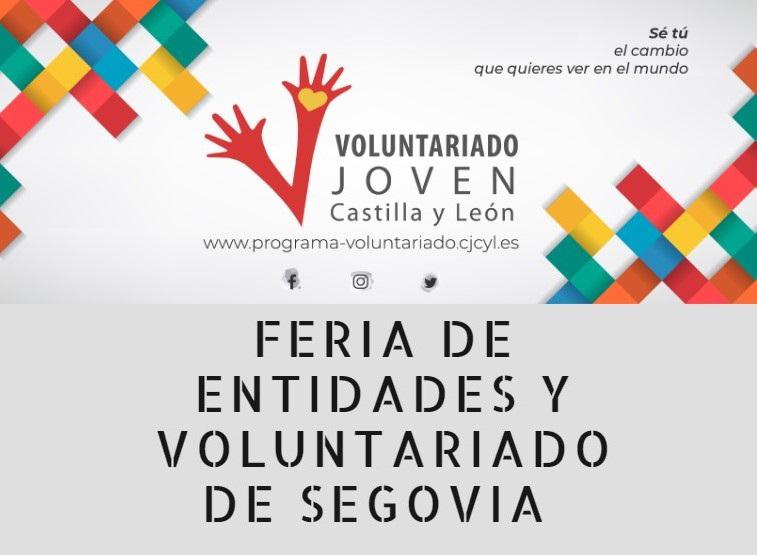Feria de Entidades y Voluntariado de Segovia